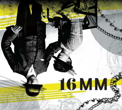 a16MM | CD Cover