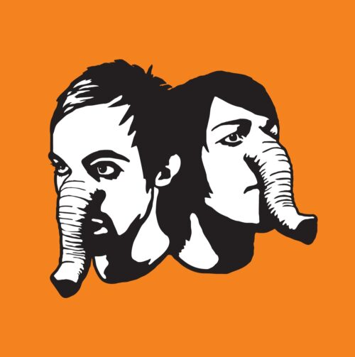 "Death From Above 1979 | ""Dead Womb"" EP, CD Cover"