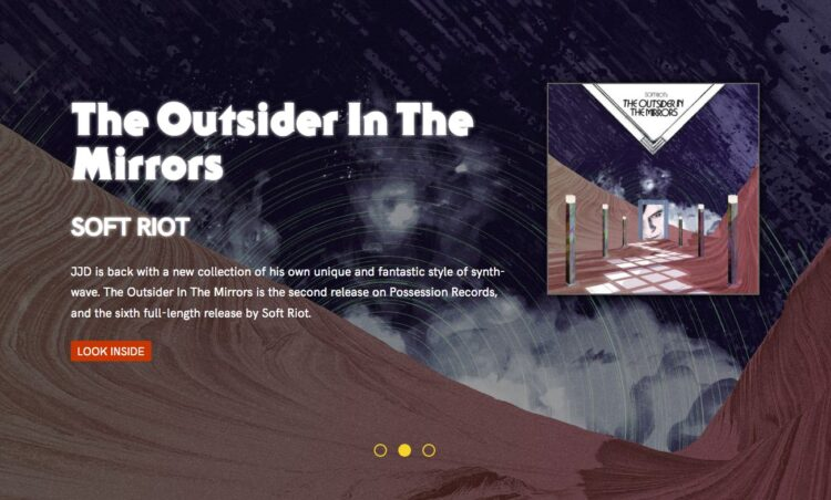 Possession Records | Website - Home Slider