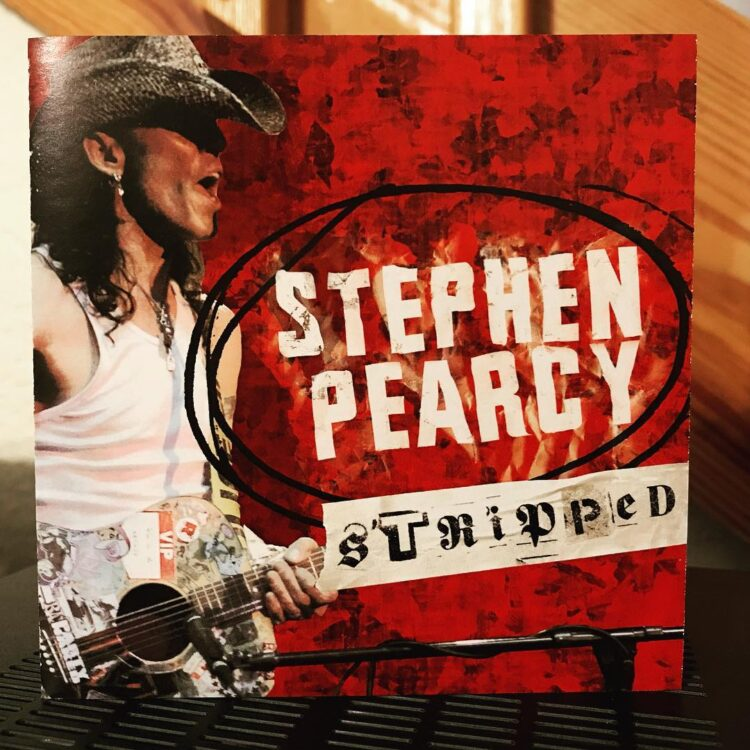 """Stephen Pearcy 
