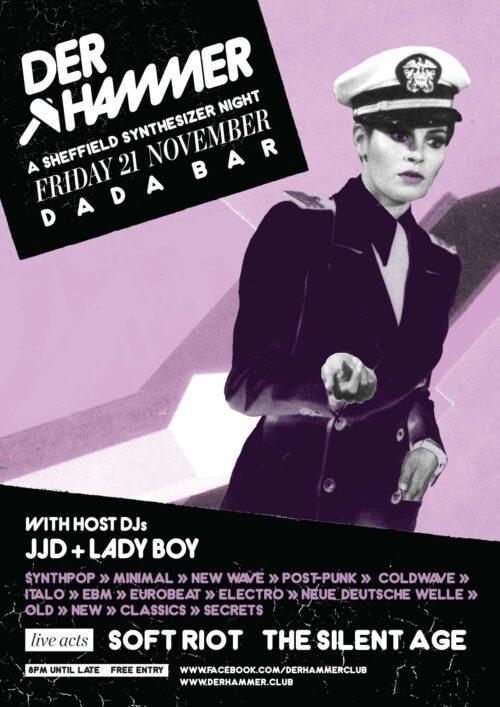 Der Hammer - Event Poster 2014-11-21