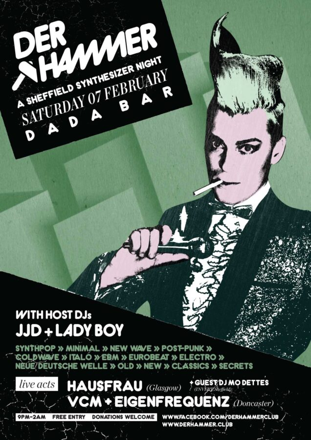 Der Hammer - Event Poster 2015-02-07