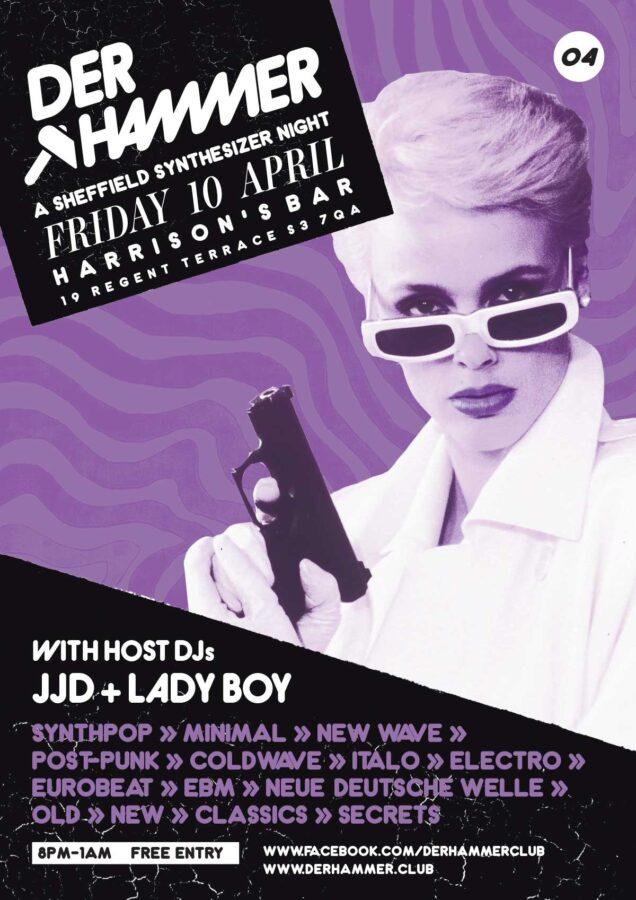 Der Hammer - Event Poster 2015-04-10