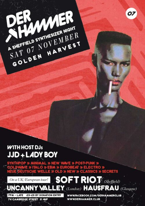 Der Hammer - Event Poster 2015-11-07