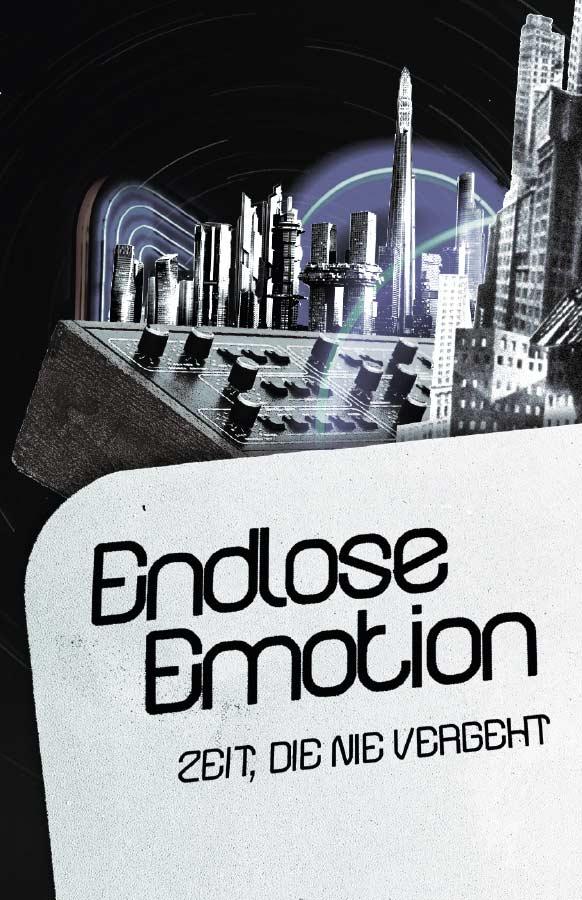 Endlose Emotion - Zeit Die Nie Vergeht EP | Cassette Cover Panel
