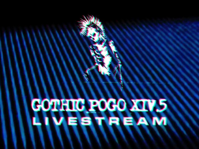 Gothic Pogo XIV.5 Livestream | Featured Image