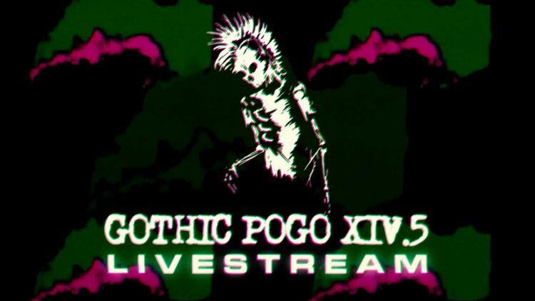 Gothic Pogo XIV.5 Livestream | Ident Still 02