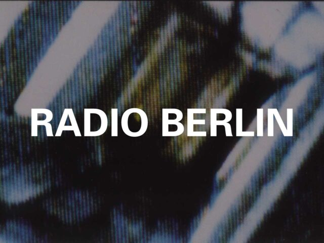 Radio Berlin | Featured Image