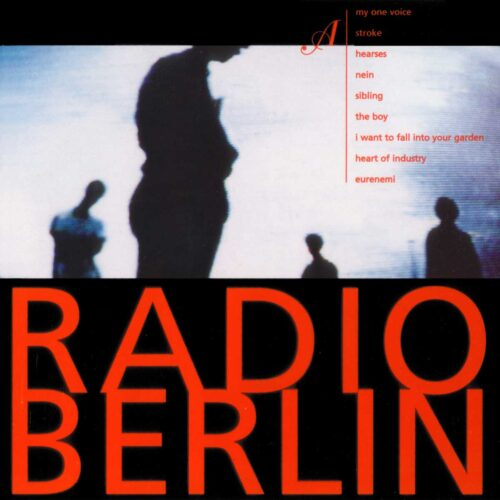 Radio Berlin | Sibling - LP Cover