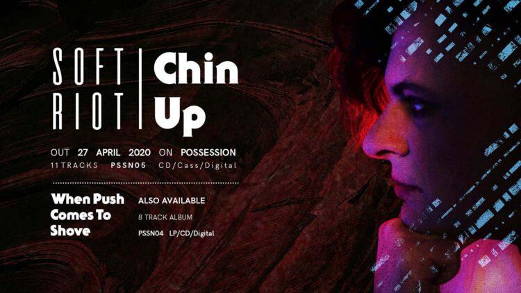"""Soft Riot   """"Chin Up"""" Social Media banner"""