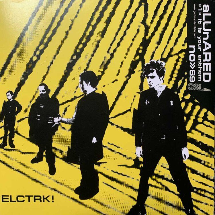 aLUnARED - ELCTRK | Single Cover A Side