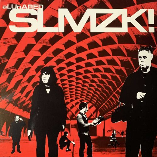 aLUnARED - SLMZK | LP Front Cover