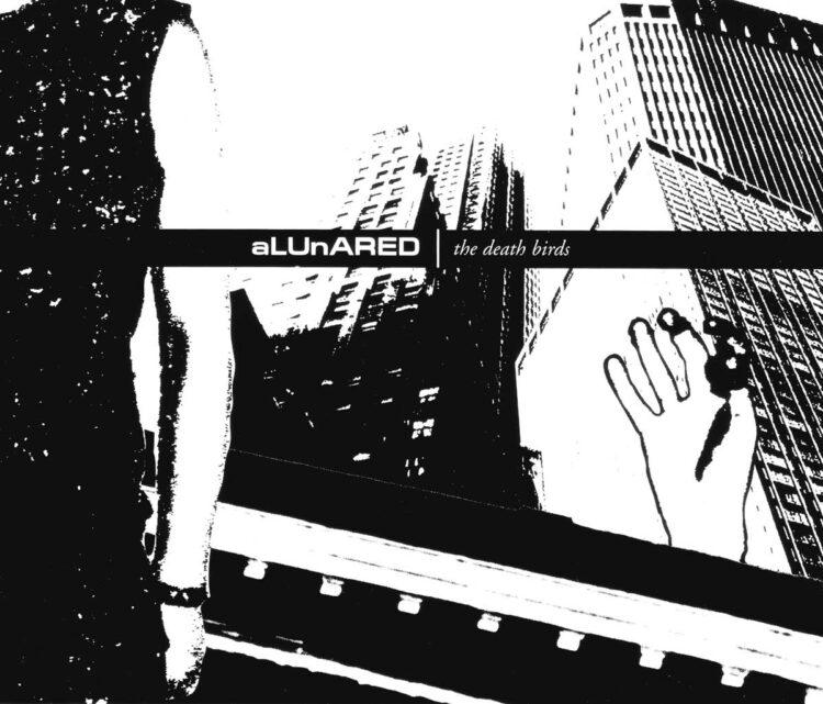 aLUnARED - The Death Birds | LP Insert A