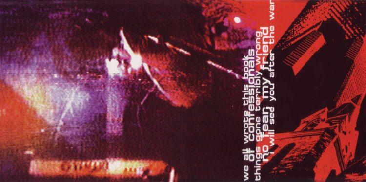 aLUnARED - The Death Birds | CD Insert
